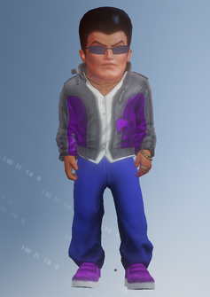 Gang Customization - Mascot 6 - Gat - in Saints Row IV