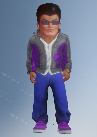 Gang Customization - Mascot 6 - Gat - in Saints Row IV