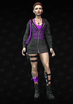 Gang Customization - Saint 1 - Hilda - in Saints Row The Third