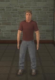 Streaker japan - generic male - character model in Saints Row 2
