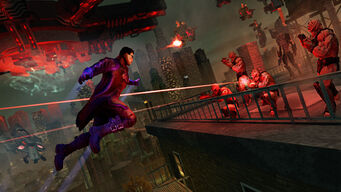 Super Jump - Saints Row IV promo