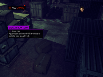 The Case of Mr. X - Hiding in a box with Box Kill tutorial