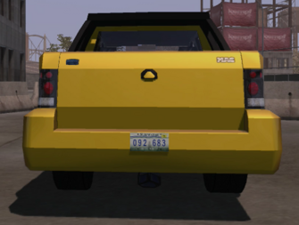 Mag - King variant - rear in Saints Row