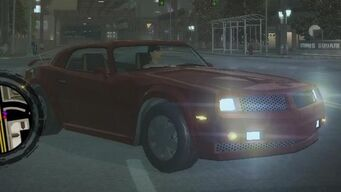 Phoenix - front right with lights in Saints Row 2