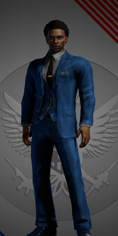 Saints Row IV - Playa preset 3 - male