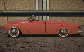Saints Row IV variants - Gunslingerp Red - side