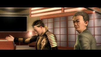 Shogo Akuji and Kazuo Akuji