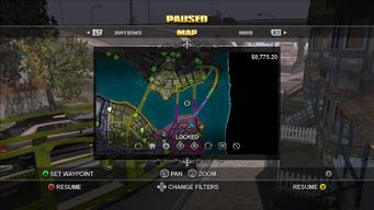 Stacking the Deck - GPS loop