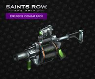 Explosive Combat Pack