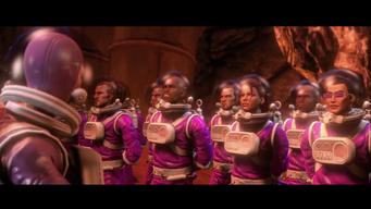 Gangstas in Space - Space Saints