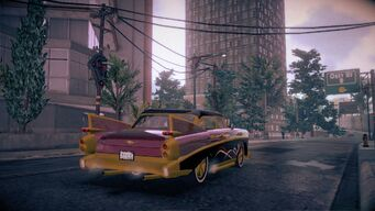 Hollywood - customized - rear right in Saints Row IV