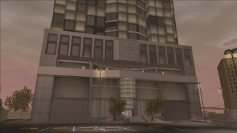 King Penthouse - exterior in Saints Row