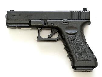 NR4 - Glock 17 in real life