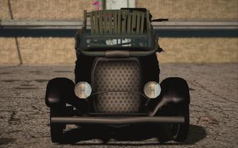 Saints Row IV variants - Texas T - front