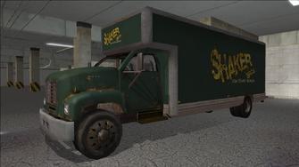 Saints Row variants - Mule - Shaker - front left