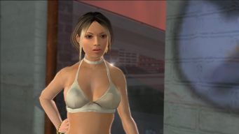 Tanya Winters in the Tanya and Tony cutscene
