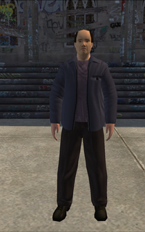 MiddleAge male 02 - TruckyardChinatownCarMechanic - character model in Saints Row