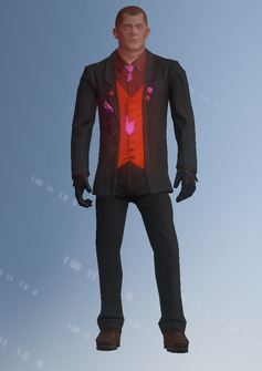 Morningstar - Gus - character model in Saints Row IV
