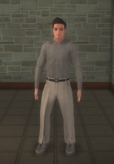 Nuclear - asian generic - character model in Saints Row 2