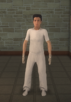 Patient - asian male - character model in Saints Row 2