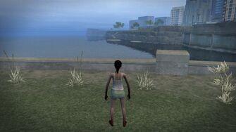 Zombie Female A Back
