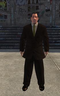 BusinessMan - WRSuburbsPlasticSurgery - character model in Saints Row
