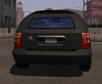 Hannibal - rear in Saints Row