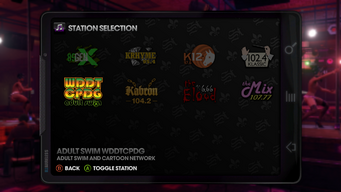 Saints Row The Third Radio Station description - Adult Swim WDDTCPDG