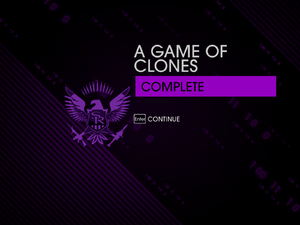 A Game of Clones - complete
