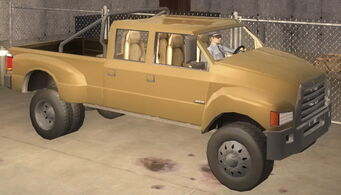 Compensator - front right in Saints Row 2