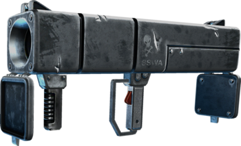 SRIV Explosives - RPG - J7 Rocket Launcher - Default