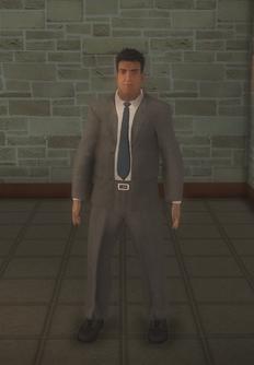 Doorman - hispanic - character model in Saints Row 2