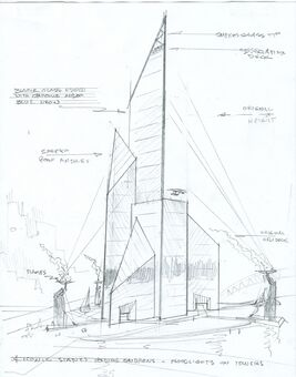 Phillips Building Concept Art