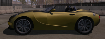 Rattler - left in Saints Row