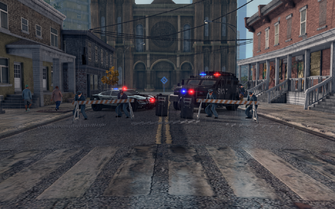 SRTT Roadblock - Police level 3 - small