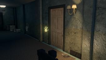 Shaundi's Loft - door