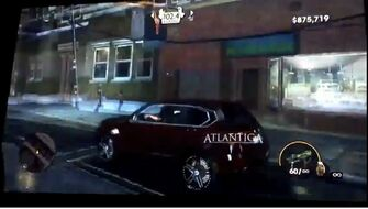 Atlantica in Saints Row The Third prerelease gameplay