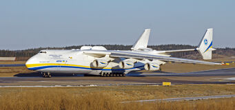Gawalek A36 - Antonov 225 in real life