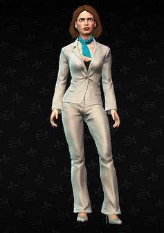Jane Valderrama - character model in Saints Row The Third