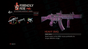 Weapon - SMGs - Heavy SMG - Main