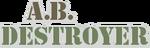 AB Destroyer - Saints Row The Third logo