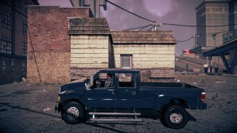 Compensator - left in Saints Row IV