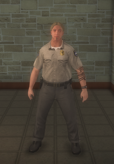 Fred - character model in Saints Row 2