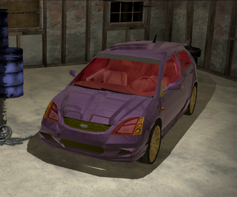 Gang Customization in Saints Row 2 - Mockingbird