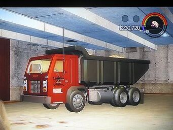 Longhauler - front left in Saints Row 2