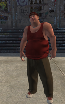 Los Carnales male Thug2-02 - lc10 - character model in Saints Row