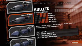 Saints Row Money Shot Bullet - The Show Stopper