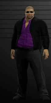 Saints Row The Third - Playa preset 7 - male