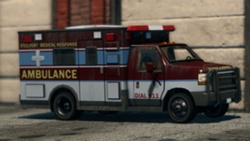 Ambulance Saints row 3