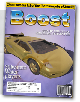 Attrazione - Chop Shop magazine